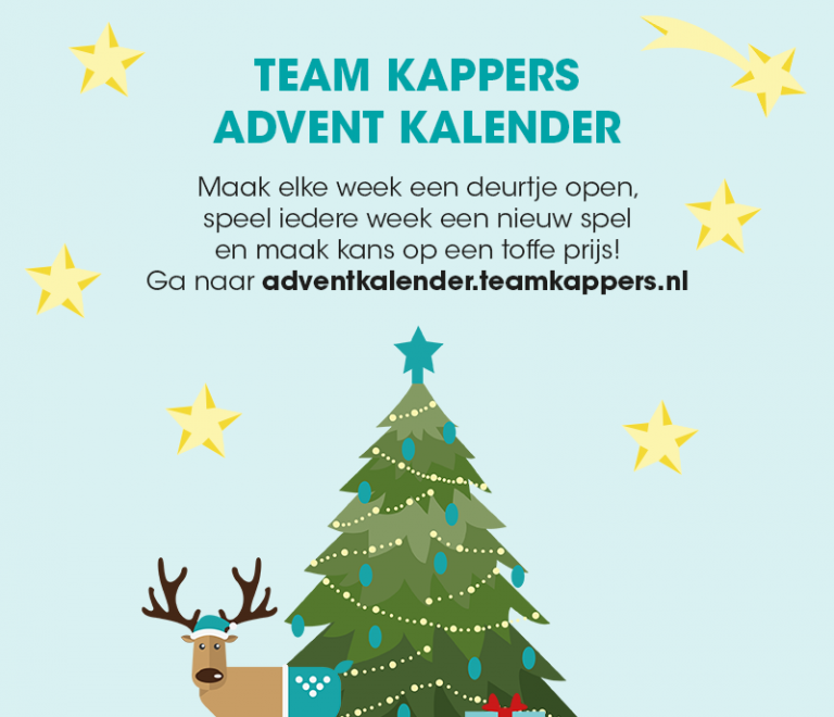 Team Kappers Advent Kalender