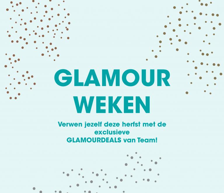 Glamourweken bij Team Kappers!