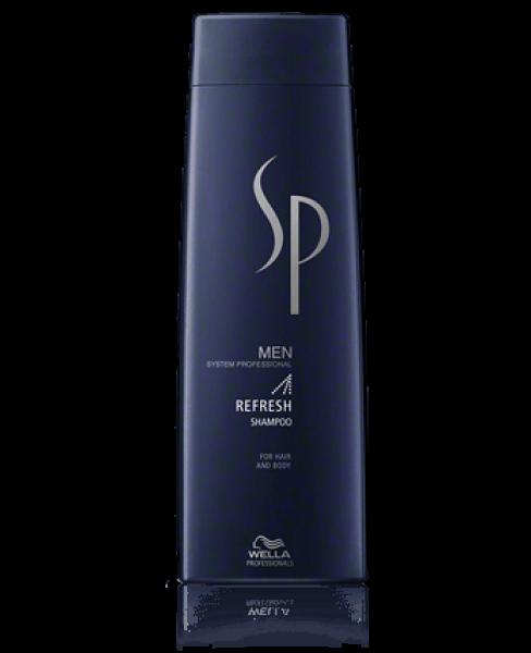 SP Men Refresh Shampoo