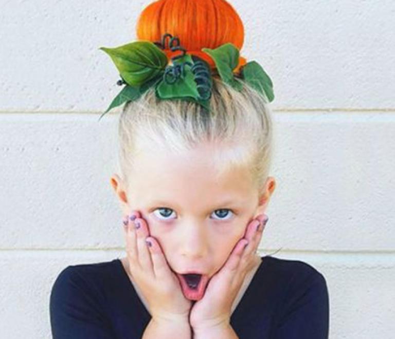 De leukste Halloween kapsels voor kids